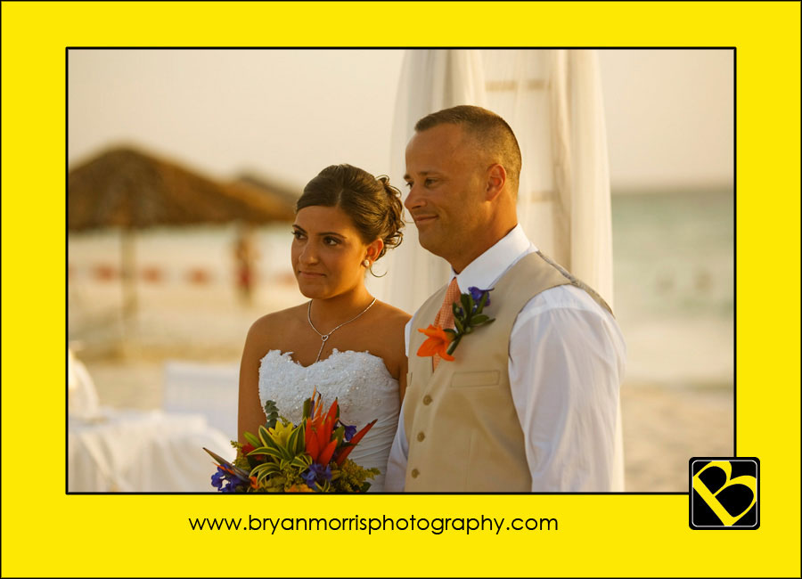 Beach Ceremony Bucuti Beach Resort Aruba