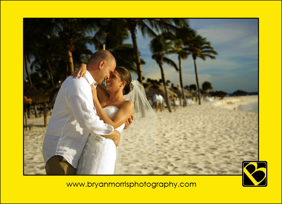 Bryan Morris u2013 Aruba u2019s Premier Wedding Photographer Blog Archive Fayth& Steven Say u201cI Do u201d