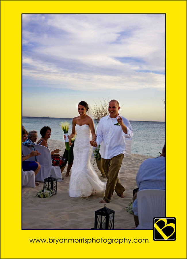 The Recessional On The Beach At Bucuti Beach Resort Aruba